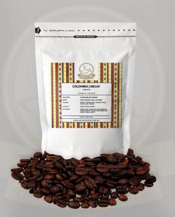 Colombia Decaf - Single Origin Coffee