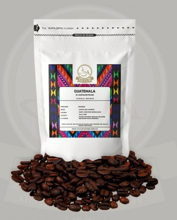 Guatamala El pacas - Single Origin Coffee