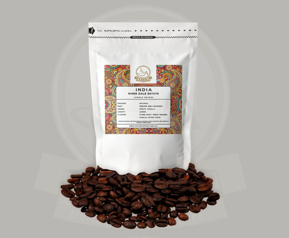 INDIA | River dale Estate Single Origin Coffee