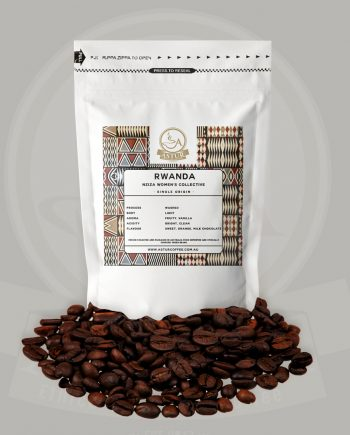 Rwanda Naziza womens collective - Single Origin Coffee