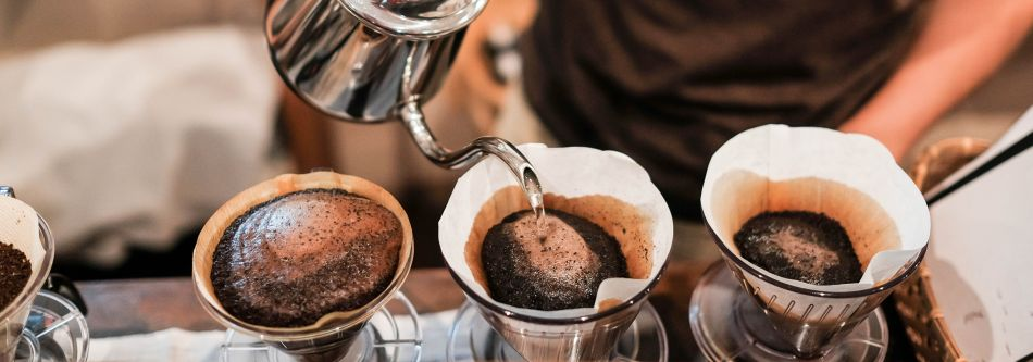 Espresso VS filter Coffee